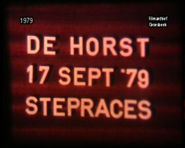1979 Stepraces op de Horst